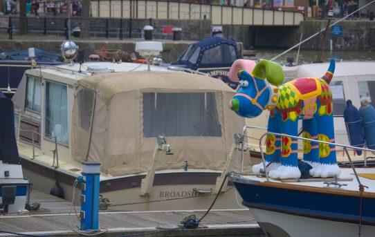 Grommit's Boat